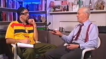 News video: Tony Benn's hoax interview with Ali G